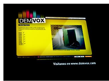 Demvox - visitanos